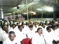 Pastors conference in India