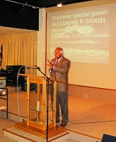 Spoken at the International Bible School near Oslo, Norway